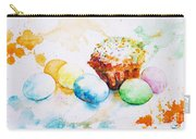 Easter Colors Carry-all Pouch