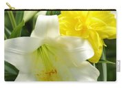 Easter Flowers Carry-all Pouch