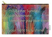 Easter Inspiring Digital Painting Carry-all Pouch