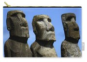 Easter Island 16 Carry-all Pouch