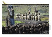 Easter Island 4 Carry-all Pouch