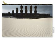 Easter Island 9 Carry-all Pouch