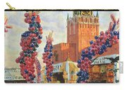 Easter Market At The Moscow Kremlin Carry-all Pouch