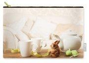 Easter Tea Break Carry-all Pouch
