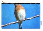 Eastern Bluebird II Carry-all Pouch