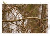 Eastern Bluebird Pair Carry-all Pouch