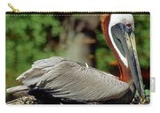 Eastern Brown Pelican Carry-all Pouch