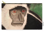 Eastern Colobus Monkey Carry-all Pouch