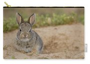 Eastern Cottontail Wyoming Carry-all Pouch