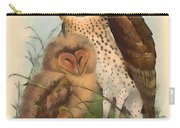 Eastern Grass Owl Carry-all Pouch