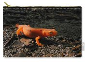 Eastern Newt Red Eft Carry-all Pouch