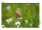 Eastern Pine Elfin Butterfly Carry-all Pouch