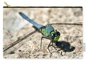 Eastern Pondhawk Side Carry-all Pouch