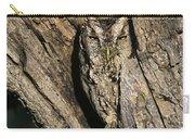 Eastern Screech-owl Otis Asio Wild Texas Carry-all Pouch