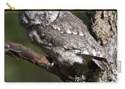 Eastern Screech-owl Otus Asio Carry-all Pouch