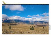 Eastern Sierras 25 Pano Carry-all Pouch