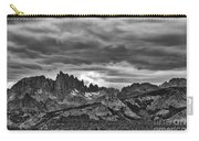 Eastern Sierras Summer Storm Carry-all Pouch