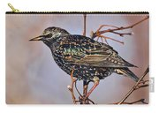 Common Starling Carry-all Pouch