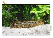 Eastern Tent Caterpillar Carry-all Pouch