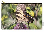 Eastern Tiger Swallowtail - Butterfly Carry-all Pouch