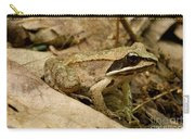 Eastern Wood Frog Carry-all Pouch