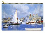 Easy Street Basin Blues Carry-all Pouch by Candace Lovely