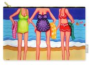 Eat At Joes - Beach Gossip Carry-all Pouch