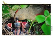 Eat Up Carry-all Pouch by Frozen in Time Fine Art Photography