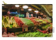 Eat Your Fruits And Vegetables Carry-all Pouch