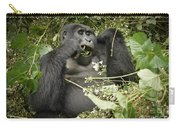 Eating Mountain Gorilla Carry-all Pouch