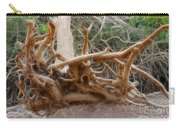 Eccentric Tree Root Growing In Ein Gedi Carry-all Pouch