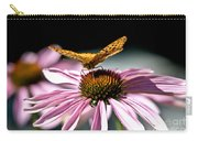 Echinacea And Friend Carry-all Pouch