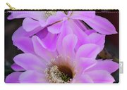 Echinopsis Aurea Carry-all Pouch