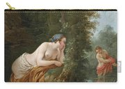 Echo And Narcissus Carry-all Pouch