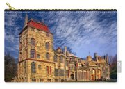 Eclectic Castle Carry-all Pouch by Susan Candelario