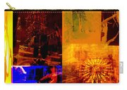 Eclectic Things Collage Carry-all Pouch