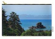 Ecola State Park Overlook  Carry-all Pouch