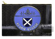 Ecurie Ecosse Badge Carry-all Pouch