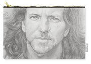 Eddie Vedder Carry-all Pouch
