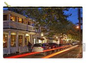 Edgartown Nightlife Carry-all Pouch