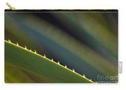 Edge Of A Sotol Leaf Carry-all Pouch