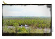 Edge Of Mississippi River Carry-all Pouch