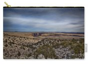 Edges Of The Grand Canyon Carry-all Pouch