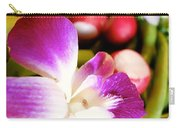 Edible Flowers Carry-all Pouch