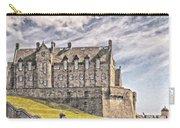 Edinburgh Castle Painting Carry-all Pouch