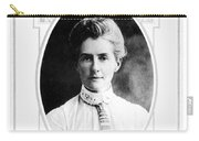 Edith Cavell (1865-1915) Carry-all Pouch