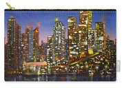 Edmonton Night Lights Carry-all Pouch