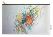Education 1 Carry-all Pouch by David Baruch Wolk