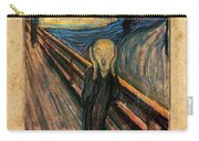 Edvard Munch 1 Carry-all Pouch