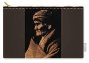 Edward S. Curtis Photograph Of Geronimo Carlisle Pennsylvania 1905-2013 Carry-all Pouch